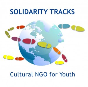 logo solidarity tracks- english
