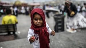 syrian refugee 1